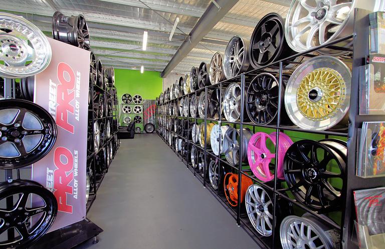 Phat Wheels Showroom